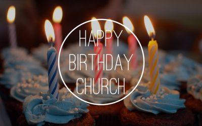 Happy Church's Inauguration date