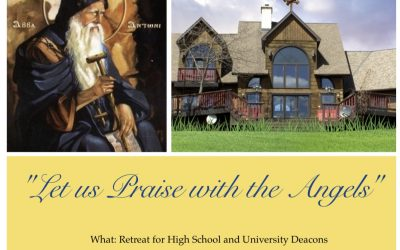 2nd Annual Deacons retreat