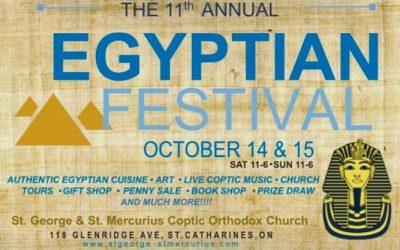 11th Annual Egyptian Festival