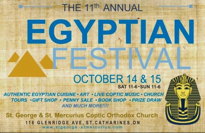 11th Annual Egyptian Festival