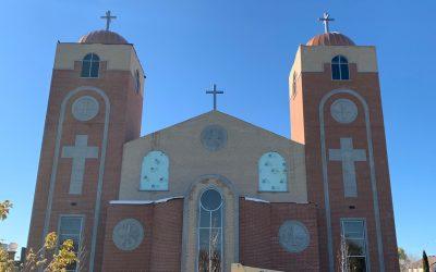 New Church Construction Update 16th December 2020