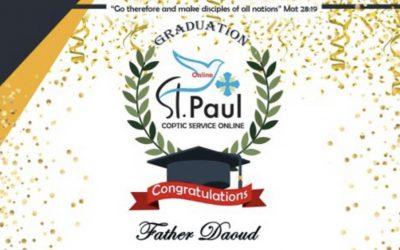 St. Paul Coptic Service online school